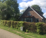 Big detached house in the outskirts of Hengelo