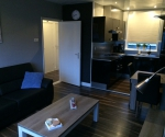 2038 - Furnished apartment in the middle of the city center of Enschede
