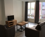 2064-77 furnished 3 bedroom apartment in the City Center of Enschede