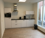 2064 - 87 NEW fully furnished apartment at the train-bus station of Enschede