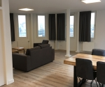 2064-89 NEW furnished apartment at the train-bus station of Enschede