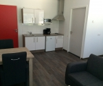 3008-16 Studio at a good location in Almelo