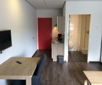 3008-3 Furnished studio nearby trainstation Almelo