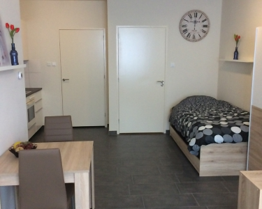 2057- Studio close to the center of Enschede