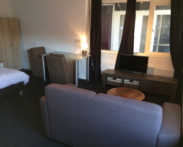 3009-1 NEW Fully Furnished studio in the City Center of Enschede