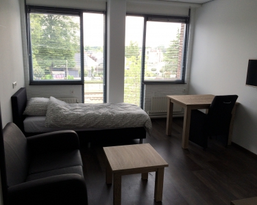 3008-02NEW SHORT STAY DE SCHANS, FURNISHED STUDIO IN THE CENTER OF ALMELO