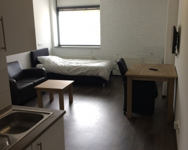 3008-15 Furnished studio nearby trainstation Almelo