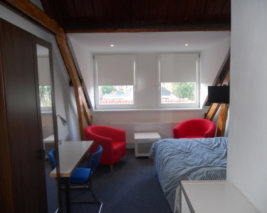 3001-6, fully furnished studio in center area of Enschede