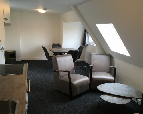 2012 - New furnished apartment in Enschede