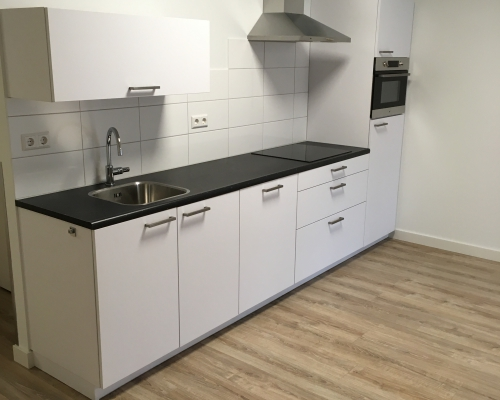 2064-35 NEW unfurnished apartment in Enschede