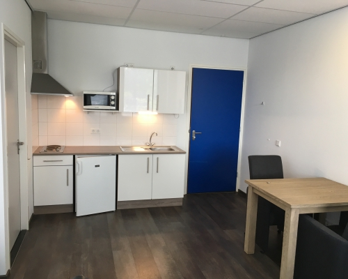 3008-17 Short stay De Schans: Studio in the center of Almelo