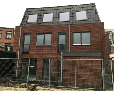 2061 - New apartments in the center of Almelo