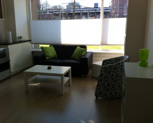 2-room apartment in the center of Enschede (nearby Saxion)