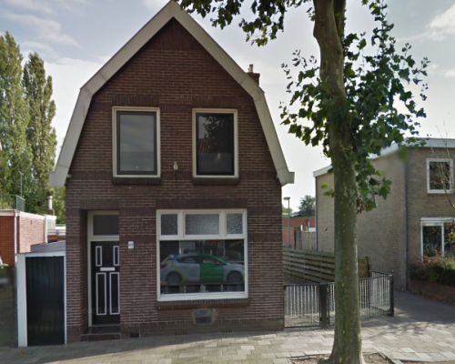 Renovated detached house in Almelo