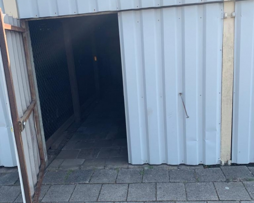 Garagebox for rent in Almelo
