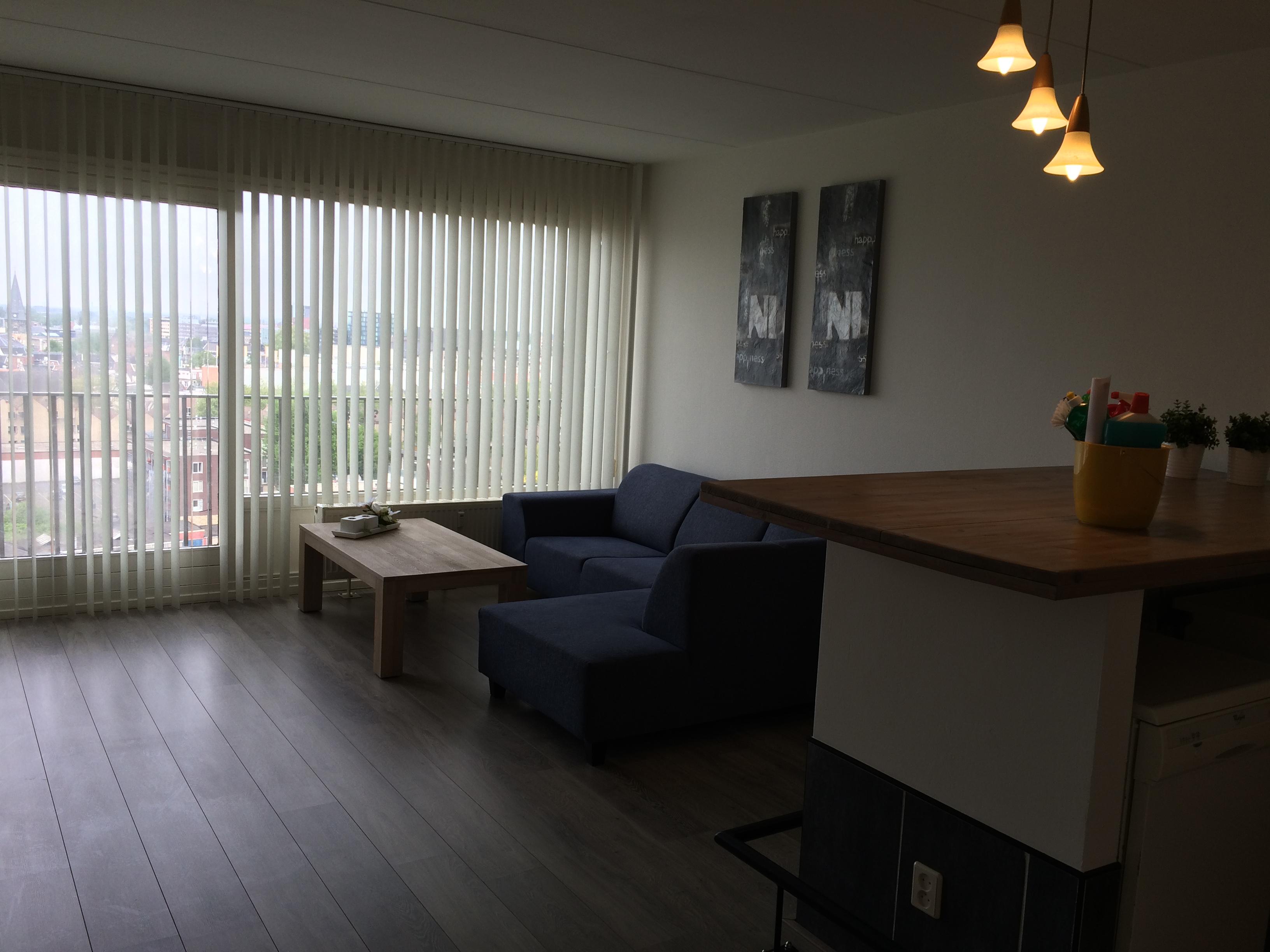 Te Huur - 2031 - Prachtig twee kamer appartement in het centrum ...