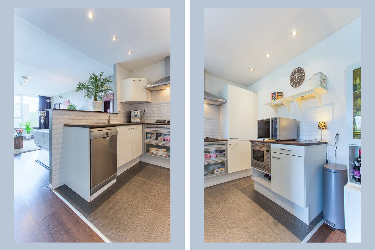 Te huur 2036 modern en luxueus gemeubileerd appartement in het centrum van enschede twents - Center meubilair keuken ...