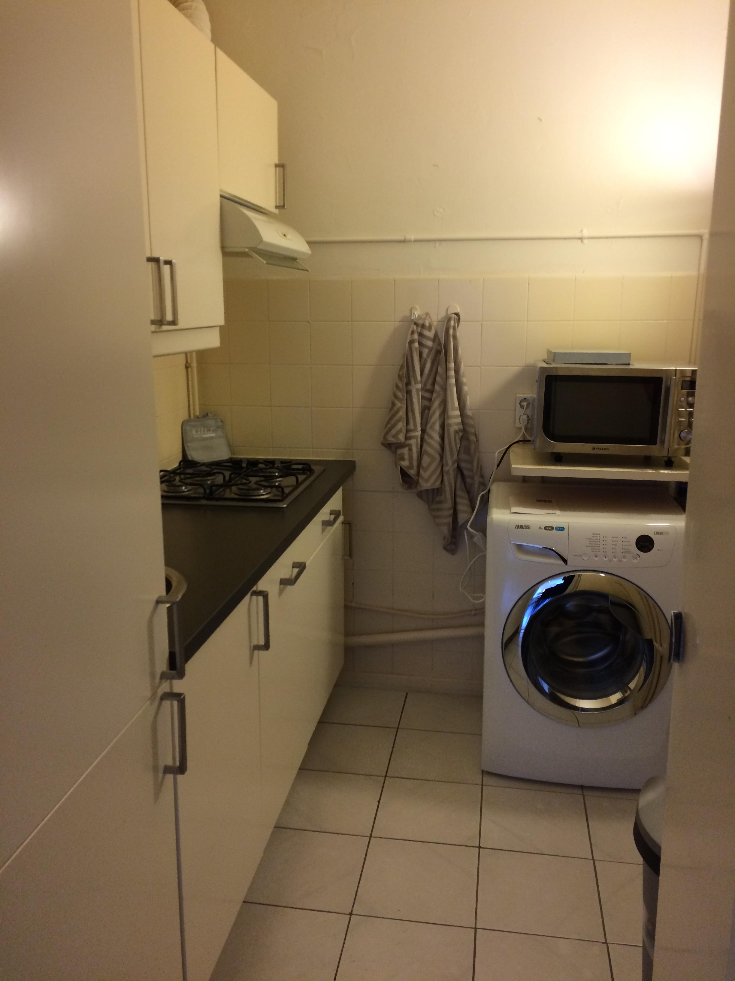 Te huur 2039 gemeubileerd appartement in het centrum van enschede twents vast enschede - Center meubilair keuken ...
