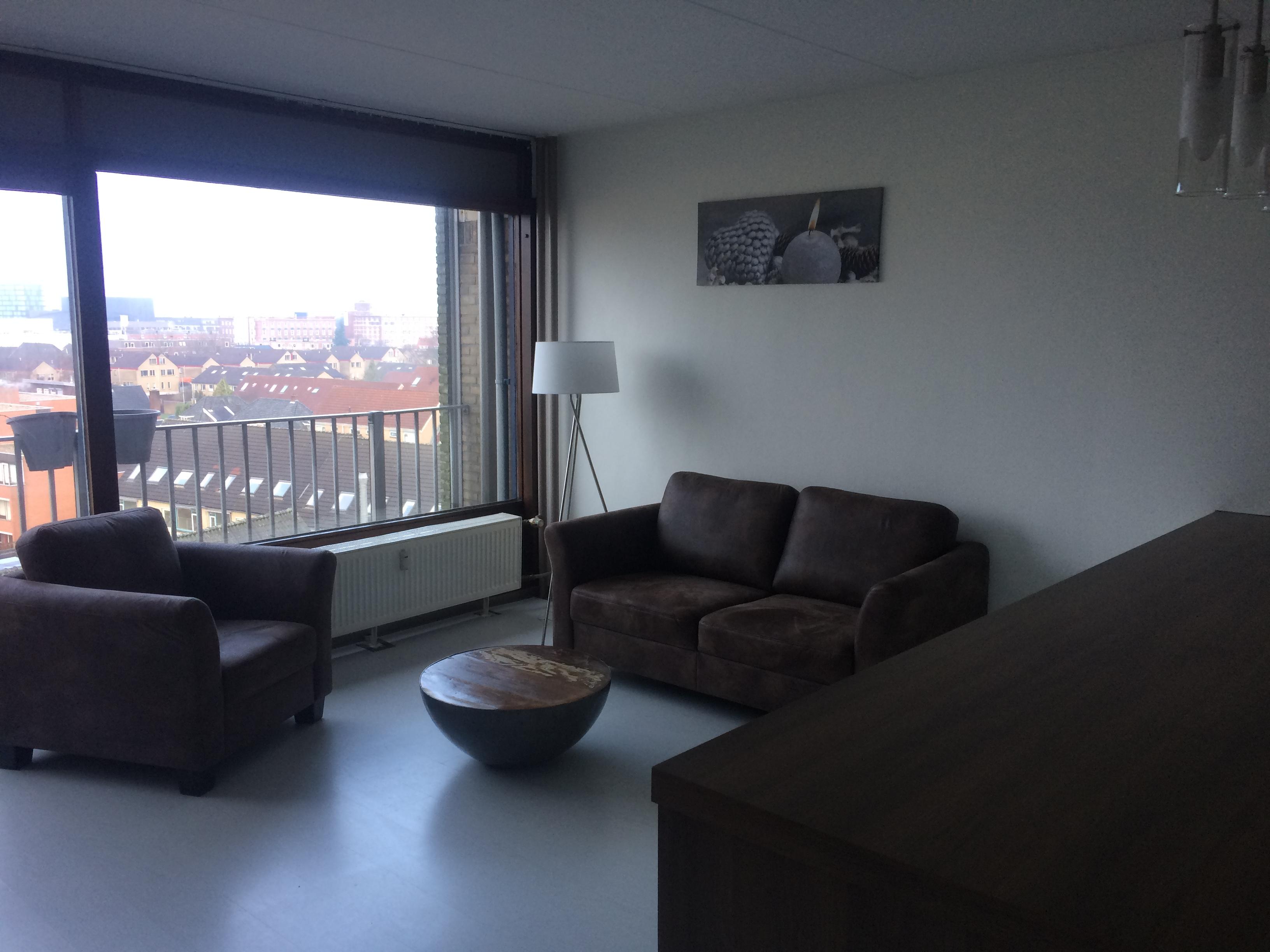 Te Huur - 2053 - Modern 2 kamer appartement in het centrum van ...