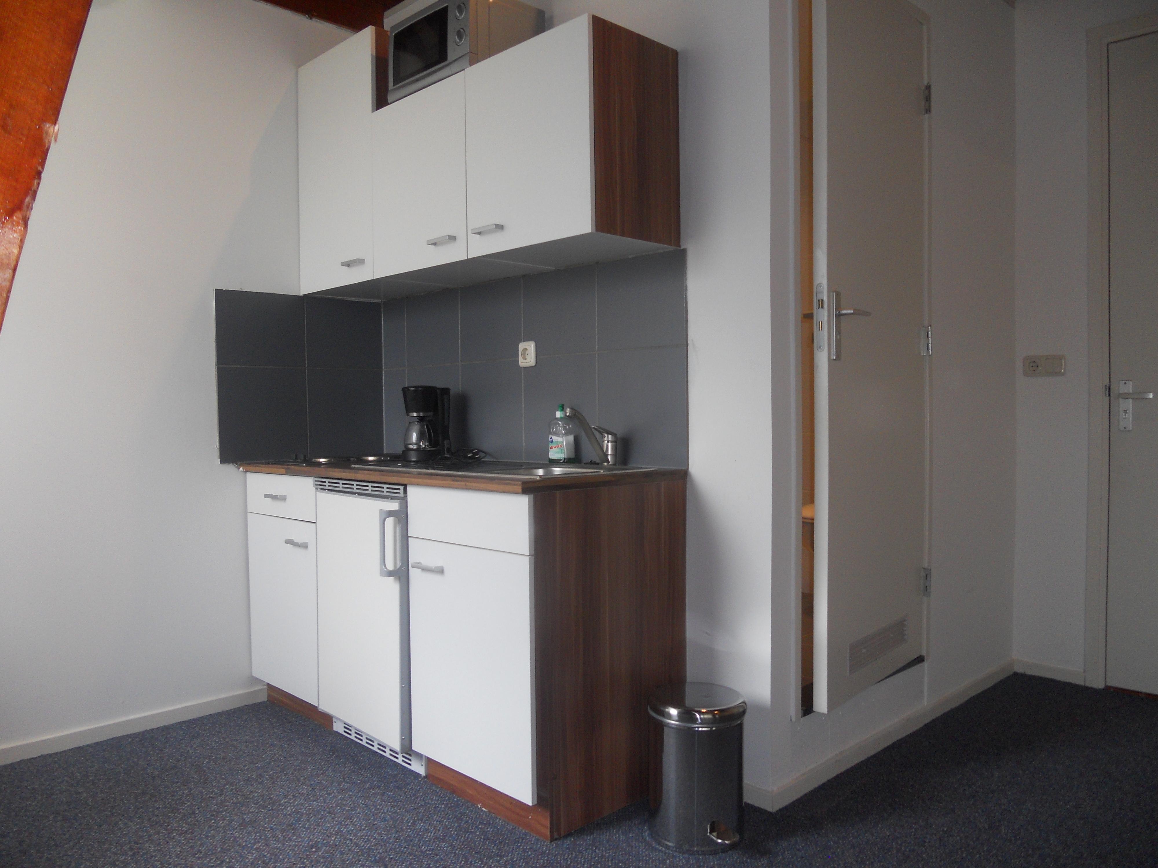 Te huur 3001 6 gemeubileerde studio in het centrumgebied van enschede twents vast enschede - Center meubilair keuken ...