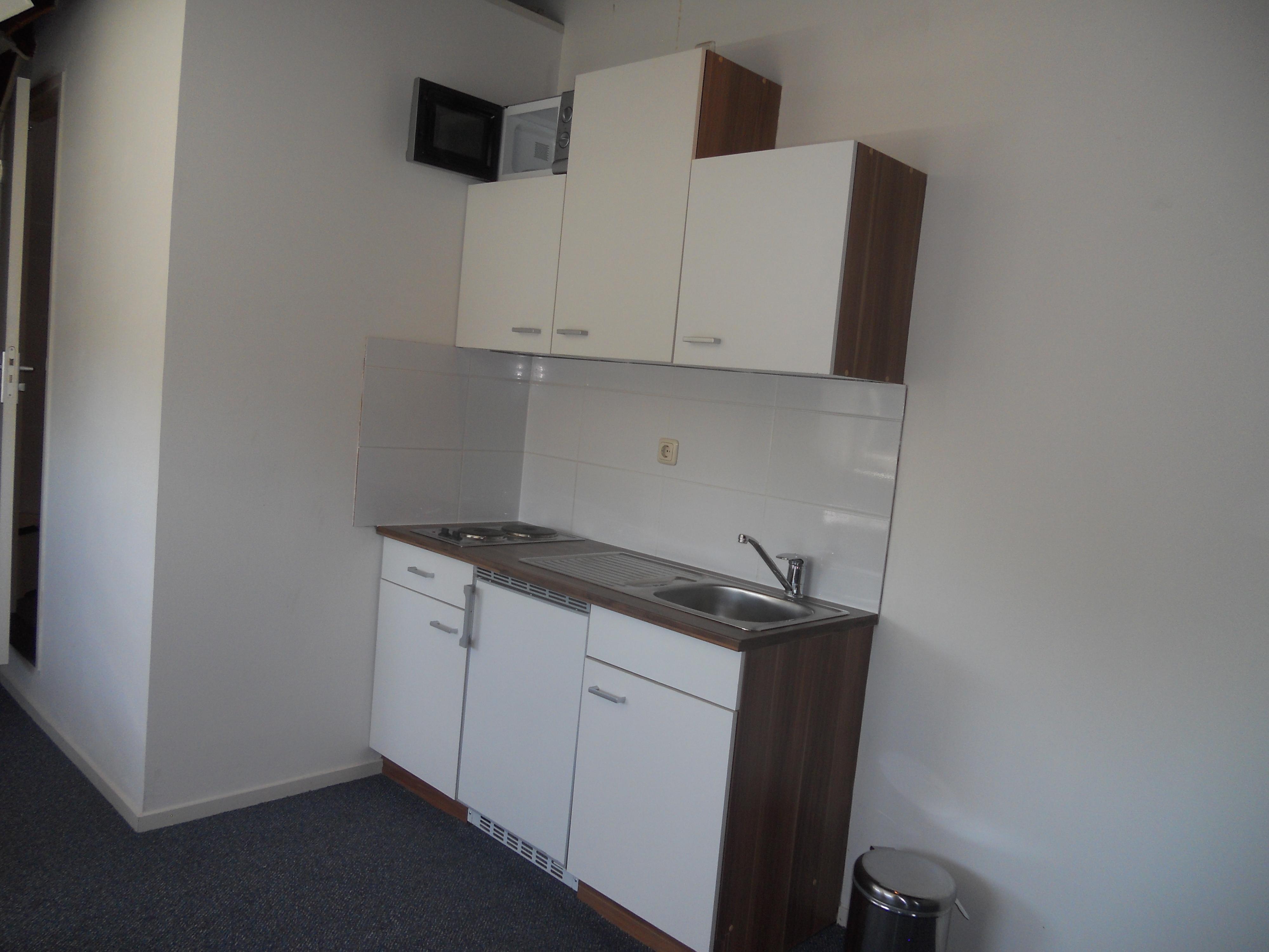 Te huur 3001 7 gemeubileerde studio in het centrumgebied van enschede twents vast enschede - Center meubilair keuken ...