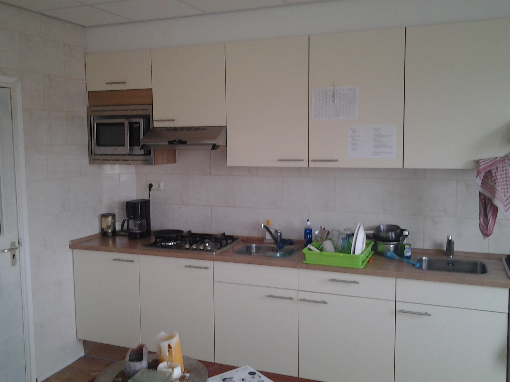 Te huur 4005 9 semi gemeubileerd studentenkamer vlakbij centrum van enschede twents vast - Center meubilair keuken ...